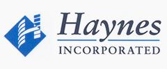 Haynes Inc.