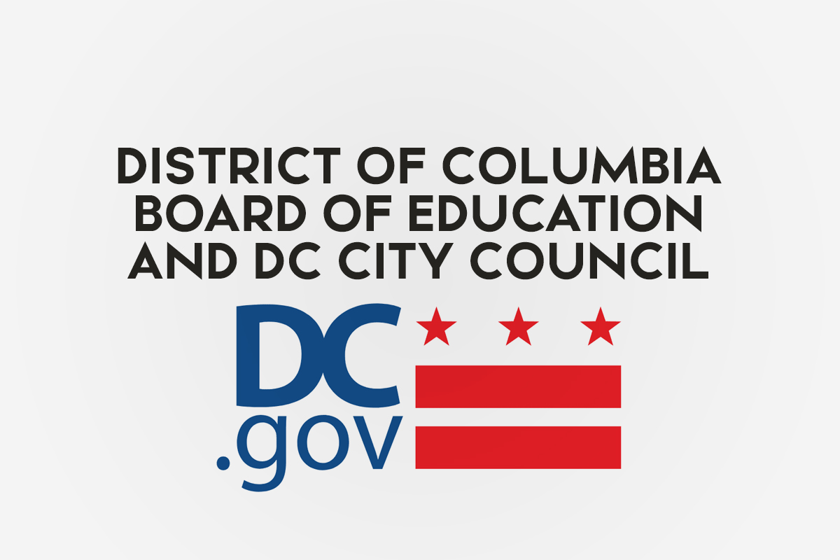 District of Columbia Board of Education & City Council